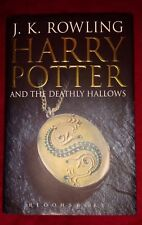 Harry Potter and The Deathly Hallows By J.K.Rowling Ist Edition