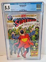 DC Comics Superman #237 CGC FN- 5.5 May 1971