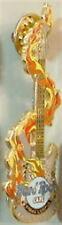 Hard Rock Cafe KUALA LUMPUR 2001 Millennium GUITAR PIN HRC Catalog #4283