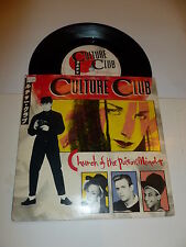 """CULTURE CLUB - Church Of The Poison Mind - 1983 UK 7"""" Vinyl Single with sleeve"""