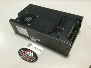SOLA ELECTRIC Power Supply GLS-02-200 Used #112725