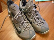 NIKE trainers size 9 grey HYPERREV excellent condition smart