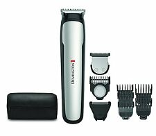 New Remington Mb4900 Beard Boss Perfecter Stubble and Beard Kit Trimmer 9 pieces