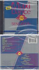CD--NM-SEALED-DJ BOBO, WHIGFIELD, E-ROTIC UND 3-O MATIC -1995- -- MAXI DANCE SE