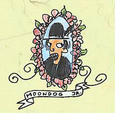 MOONDOG JR - Everyday I Wear A Black Greasy 2 x Vinyl PRE ORDER Zita Swoon dEUS