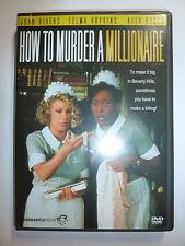 How to Murder a Millionaire DVD dark comedy TV movie Joan Rivers & Telma Hopkins