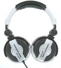 Profi DJ KOPFHÖRER JB Systems HP 2000 Studio Monitor stereo Ohrhörer faltbar NEU