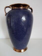 WGP XXL Keramik SCHEURICH Vase 615 - 38 Historismus Stil Henkelvase Amphorenvase