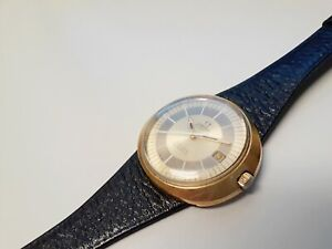 Omega Geneve Dynamic Water Resistant Men's Watch - Works - Jw61721d