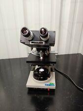Bausch Amp Lomb Bampl Balplan Compound Microscope Complete Laboratory Scope