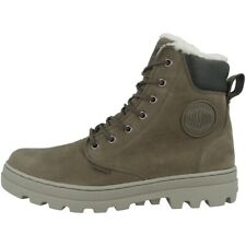 Palladium Pallabosse SC WPS Mid Leather Boots Schuhe High Top Sneaker 06447-258