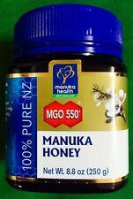 Manuka Health MGO 550+ Manuka Honey, 8.8Oz, Exp May 2019 - FAST SHIP!