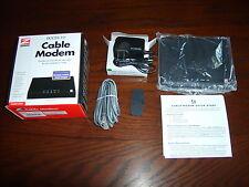 DOCSIS 3.0 Cable Modem~ZOOM 5341 (5341-00-03J)~343 Mbps!~X1 Platform Approved!