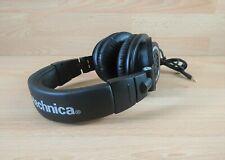 Audio-Technica ATH-M50X Wired Headphones - Black-Used