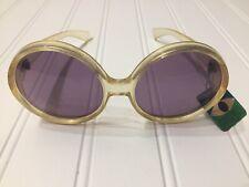 New! Vintage Cool-Ray Polaroid Sunglasses 220 Rare Movie Prop 70s 60s Authentic
