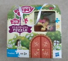 My Little Pony Rare Ponyville Playhouse Puzzle Fluttershy Preschool jigsaw