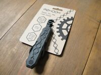 Rehook Chain Tool - Get your chain back on your bike without the mess!