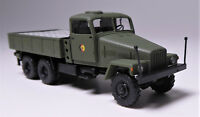 H0 BUSCH IFA G 5 ´60 Stahlpritsche Kolonnenwegplatten NVA DDR Armee # 51508.