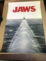 JAWS Variant Movie Poster Print by Doaly Limited Edition of 50 24 x 36 BNG MONDO