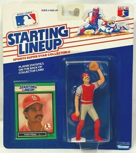 ⚾️ 1989 ROOKIE STARTING LINEUP - SLU - MLB - TONY PENA - ST LOUIS CARDINALS - 2
