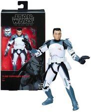 "Clone Commander Wolffe 6"" The Black Series STAR WARS Hasbro MIB Exclusive"