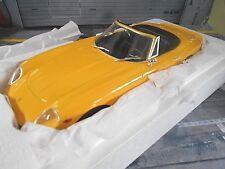 FERRARI 275 GTB/4 GTB NART Spyder Roadster gelb yellow 1967 KK Metall 1:18