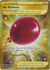 Pokemon - Sword and Shield - Air Balloon - 213/202 - Secret Rare  - NM/M
