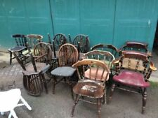 Unbranded Wooden Chairs 5 Pieces