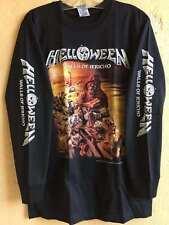 Helloween long sleeve XL size shirt Iron maiden Heavy metal Stratovarius Edguy