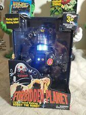 "Trendmasters Walmart Exclusive Forbidden Light Sound Walking ROBBY THE ROBOT 12"""