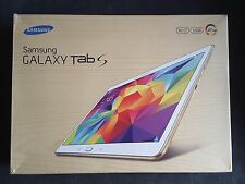 Samsung Galaxy Tab S , SM-T800 16GB, Wi-Fi, 10.5in - White . Mint Condition
