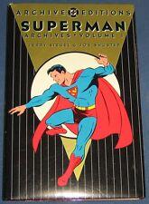 Superman Volume #1 DC Archives Reprints Superman #1-4