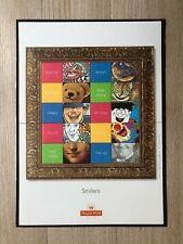 2001 LS5 Royal Mail - Smiler Sheet - MNH.