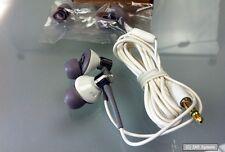 Sony mdr-ex082 pinganillo in-ear auriculares, 3.5 mm, en Ear auriculares, blanco, nuevo