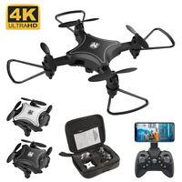Mini Remote Control Drone Quadcopter Camera 4K 720P Folding Four-axis AircraftPY