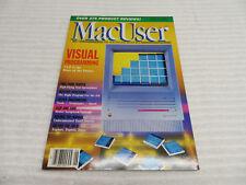 MACUSER MAGAZINE JUNE 1987 GUC
