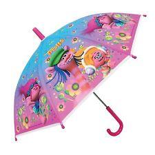 Dreamworks Official Childrens Kids Trolls Umbrella Brolly