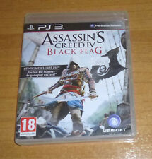 Jeu playstation 3 PS3 - Assassin's creed IV 4 black flag