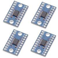 4x TXS0108E 8 Channel Logic Level Converter 3.3V 5V Bidirectional Full Duplex TP
