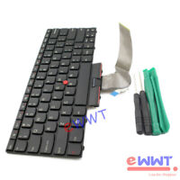 Replacement US English Keyboard + Tools for Lenovo Thinkpad Edge 14 E40 ZVOP139