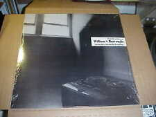 LP:  WILLIAM S. BURROUGHS Nothing Here Now But The Recordings NEW SEALED REISSUE
