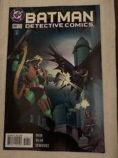 BATMAN DETECTIVE COMICS #708 FIRST PRINT DC COMICS (1997)