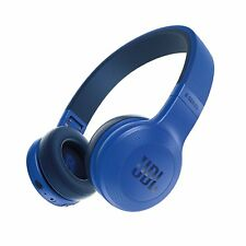 JBL E45 Bluetooth, BLUE wireless over ear headphones