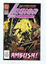 DC Legion Of Super-Heroes V4 #30 F/VF 1992
