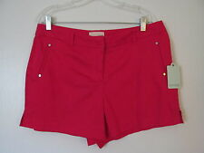 Dept 222 Hot Pink 3 Inch Stretch Casual Shorts SIZE: 12P
