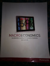 Macroeconomics by Anne Garnett, Phil Lewis, Glenn P. Hubbard etal 2nd edition