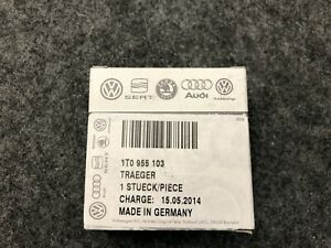 VW TOURAN 07-11 NEW GENUINE FRONT HEADLIGHT WASHER SPRAY JET LEFT N/S 1T0955103A