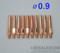 87B Pack of 10 | 0.9mm Size Daihen K980C30 40mm Contact Tip