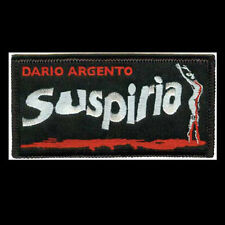 Patch Suspiria Dario Argento Horror Slasher Film Giallo Gore Ballet Death NFP024
