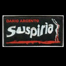 Patch Suspiria Dario Argento Horror Slasher Film Giallo Gore Ballet Death NFP024